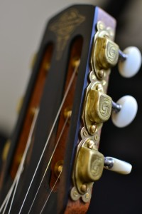 Headstock and JWC Tuners