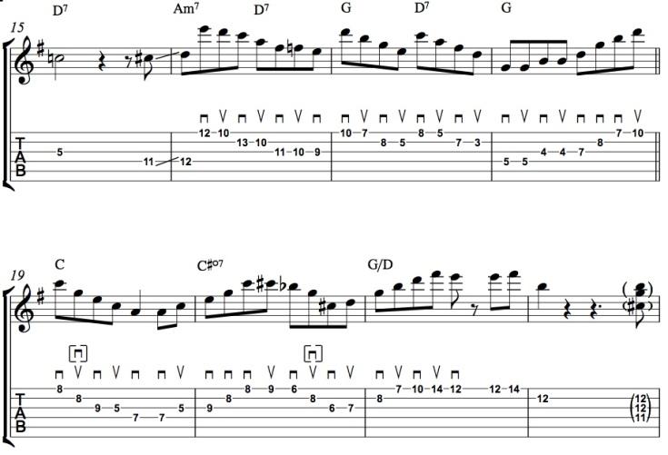 Django Reinhardt | Lady Be Good – Alex Creese